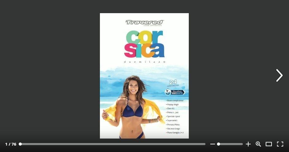 Copertina Catalogo Corsica 2020